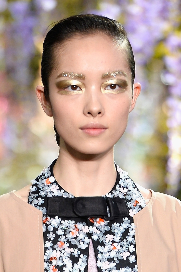 Christian Dior: Runway - Paris Fashion Week Womenswear Spring/Summer 2014
