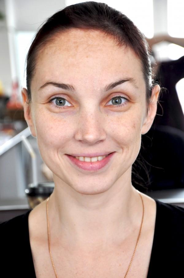 Визажист Ольга Погорелова. Макияж без макияжа