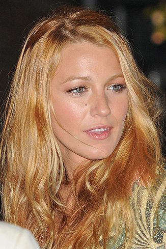 Blake Lively seen at the 2011 Ghetto Film School Spring Benefit at The Standard