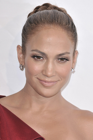 Jennifer Lopez attends the Samsung Hope for Children gala in NYC