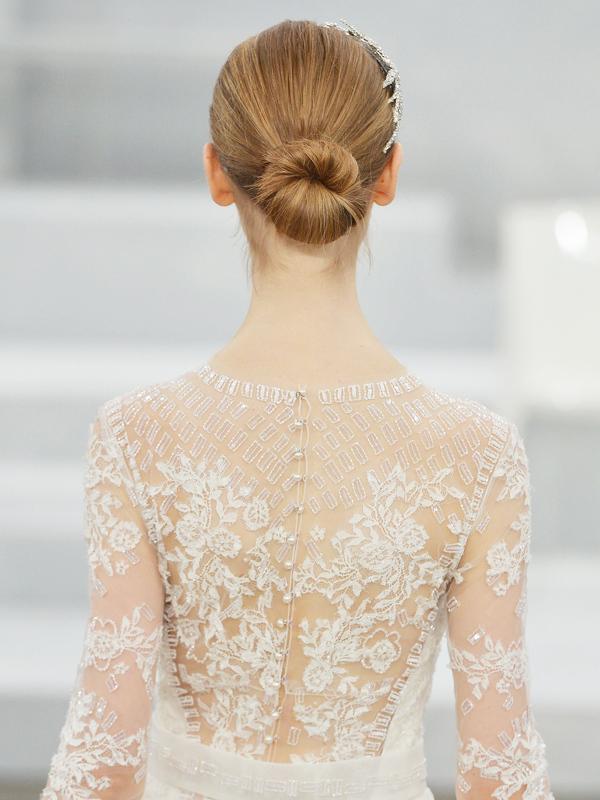 Spring 2015 Bridal Collection - Monique Lhuillier - Show